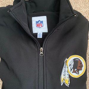 NFL men's zip up jacket